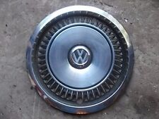 "VW Volkswagen 1979-84 RABBIT Used Original 13"" WHEEL COVER Part # 175601155A"