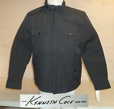 Kenneth Cole New York Men's Jacket-GREY-SMALL-NWT