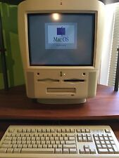 APPLE POWER MACINTOSH G3 AIO~MOLAR MAC~RARE~LOADED
