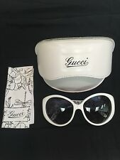 Womens Gucci Sunglasses with Case.