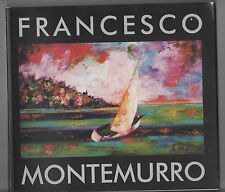 FRANCESCO MONTEMURRO mostra Napoli 2002 CATALOGO LIBRO ARTE ART BOOK grecoarte