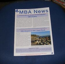 M.B.A. NEWS NUMBER 37 APRIL 2007 - OCEANS 2025/MSC NAPOLI WRECK