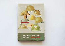 BOOK POLISH ARMY POLAND WW2 1939-1945 UNIFORMS WEAPONS WEHICLES - WOJSKO POLSKIE