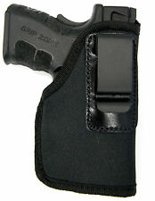 RH INSIDE PANTS IWB CONCEALMENT COMBAT GRIP HOLSTER - RUGER SR22 with LASER