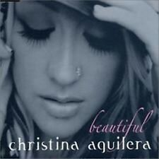 CD Single Christina Aguilera - Beautiful