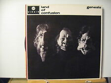 Genesis - Land of Confusion c/w Feeding  the Fire - Free UK Post