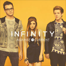 AGAINST THE CURRENT INFINITY CD NEW SEALED  FREE UK SIGNED DELIVERY