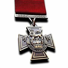 Military Medal Victoria Cross The Highest Military Decoration For Valour New