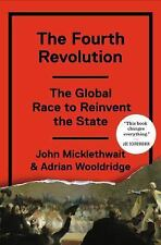 S5 - The Fourth Revolution: The Global Race to Reinvent the State   *NEW* HC/DJ