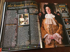 ALAN RICKMAN interview A LITTLE CHAOS UK ISSUE 2015 NEW