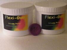 1 Chili Flexi-GUM stampo in silicone mastice in gomma Making-RTV-METAL Clay-glassa torte -