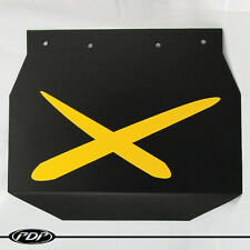 2008+ Ski Doo Renegade  XP 600, 800 flap, EXTREME Contour FLAP_YELLOW SNOW FLAP
