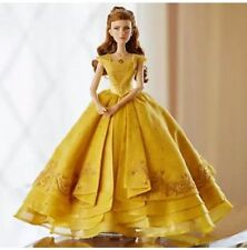 Disney Belle Limited Edition Doll Live Action Film 17'' Beauty and the Beast NEW