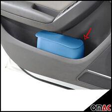 Mini Auto KFZ Mülleimer Müllbehälter Blau