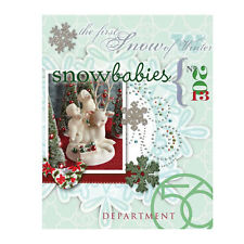 Snowbabies Department 56 2013 Catalog NEW D56 59 pages NEW Snowbaby