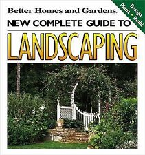 New Complete Guide to Landscaping,Drainage,Walks,Paths,Outdoor Rooms,Maintenance