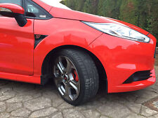 Ford ST Focus, Fiesta wing domed gel badges..