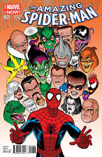 AMAZING SPIDERMAN #1  (2014) KEVIN MAGUIRE VARIANT Brave New Worlds