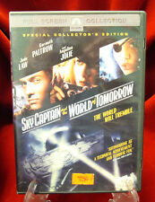 DVD - Sky Captain and the World of Tomorrow (Special Collector's Edition / 2005)