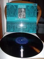 COUPERIN: Pièces de clavecin=harpsichord Livre I etc   Dreyfus / Valois stereo