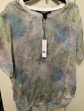 NWT THEYSKENS' THEORY TOP, SIZE M RETAIL $295
