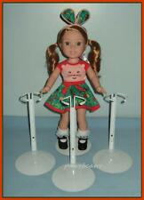 """3 KAISER Doll Stands fit 14.5"""" American Girl WELLIE WISHERS"""