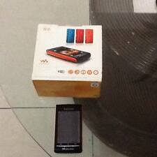 SONY ERICSSON W8 TOUCHSCREEN