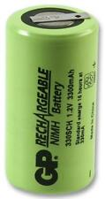 BATTERY NI-MH SUB C 3300MAH - Rechargeable - Batteries