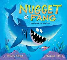 Nugget and Fang: Friends Forever--or Snack Time?-ExLibrary