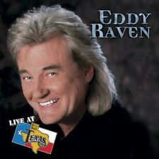 Live At Billy Bob's Texas - Eddy Raven (2002, CD NEU)