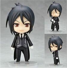 Nendoroid 68 Anime Black Butler Sebastian Michaelis PVC Figure Toy Gift