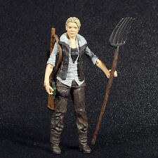 "The Walking Dead TV Series 4 ANDREA 5"" Action Figure McFarlane"
