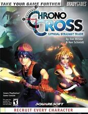 Chrono Cross Official Strategy Guide Bradygames Strategy Guides