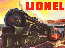 ADVERT TOY TRAIN COLLECTOR RAIL ELECTRIC MODEL ART POSTER PRINT LV266