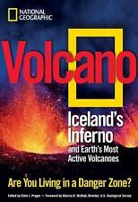 Volcano: Iceland's Inferno and Earth's Most Active Volcanoes-ExLibrary