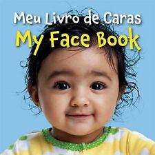 My Face Book (Portuguese/English) by Star Bright Books (2011, Hardcover)