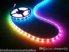 5M METER WATERPROOF LED STRIP AUTO COLOR CHANG 5050 150LED  (16 FUNCTION,RGBPY )