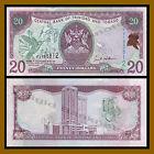 Trinidad and Tobago 20 Dollars, 2006, P-49 Unc
