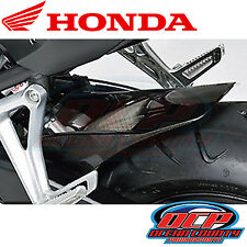 NEW GENUINE HONDA 2014 2015 2016 CBR650F CBR 650 F CARBON REAR TIRE HUGGER