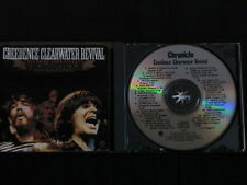 Creedence Clearwater Revival. Chronicle. Compact Disc. 1976. Australia Made.