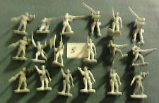 Giant ACW Confederate Infantry Lot 5   1/72