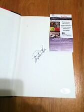 STEPHEN KING SIGNED 11/22/63 BOOK PRESIDENT JFK assassination Kennedy JSA COA