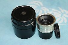 JUPITER-12 Silver 35mm f2.8 lens M39 LTM Leica Zorki FED  Biogon Copy EARLY!