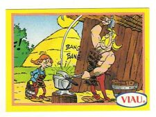 Asterix , la collection , Cetautomatix, Fulliautomatix , base card # 9, Viau