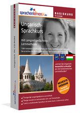 UNGARISCH-BASIS-Sprachkurs CD - ERFOLGREICH lernen!