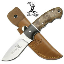KNIFE COLTELLO DA CACCIA ELK RIDGE PRO 128 PESCA HUNTING SURVIVOR SURVIVAL