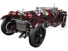 1930 ALFA ROMEO 6C 1750 GRAND SPORT MILLE MIGLIA #84 LTD 2000PC 1/18 BY CMC 141