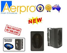 "AERPRO APFB69B 6x9"" UNIVERSAL BOX CABINET CAR SPEAKER SPACERS REAR SURFACE MOUNT"