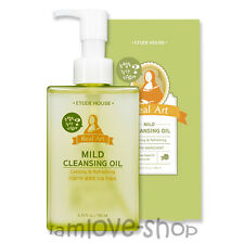 [Etude House] NEW Real Art Cleansing Oil Mild 185ml