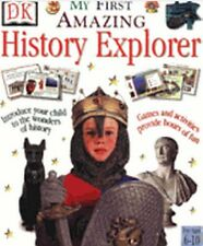 DK My First Amazing History Explorer Ages 6-10 Win PC CD
